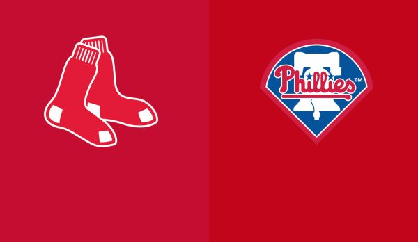 Red Sox @ Phillies am 15.08.