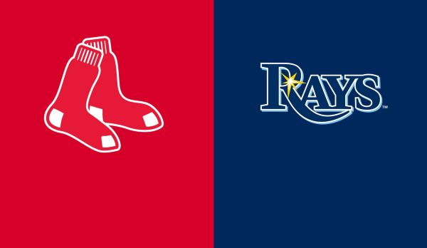 Red Sox @ Rays am 25.05.