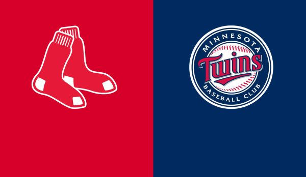 Red Sox @ Twins am 21.06.