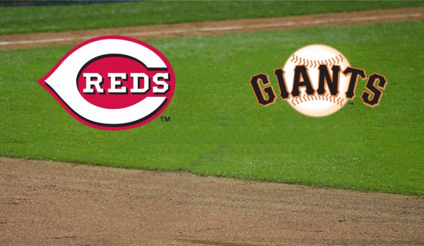 Reds @ Giants am 15.05.