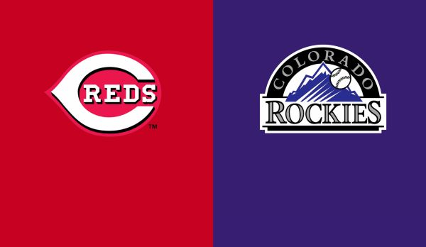 Reds @ Rockies am 27.05.