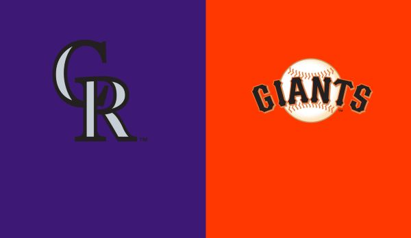 Rockies @ Giants am 18.05.