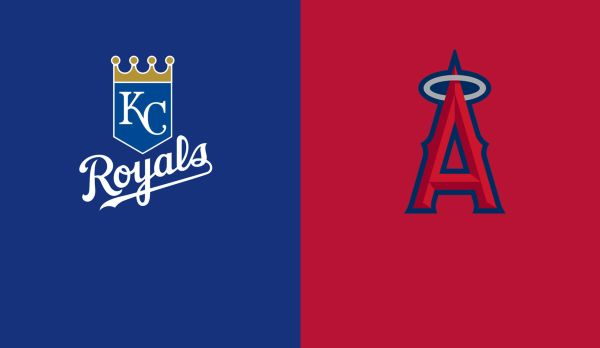 Royals @ Angels am 07.06.