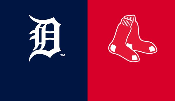 Tigers @ Red Sox am 23.04.