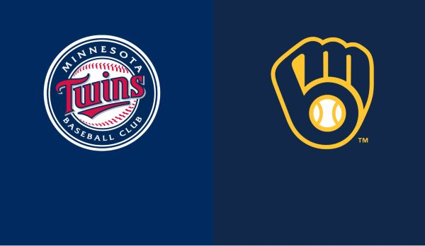 Twins @ Brewers am 03.07.