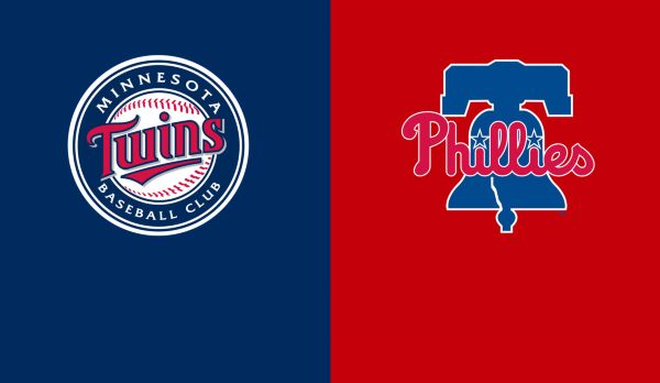 Twins @ Phillies am 06.04.