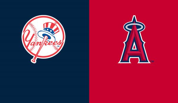 Yankees @ Angels am 30.04.