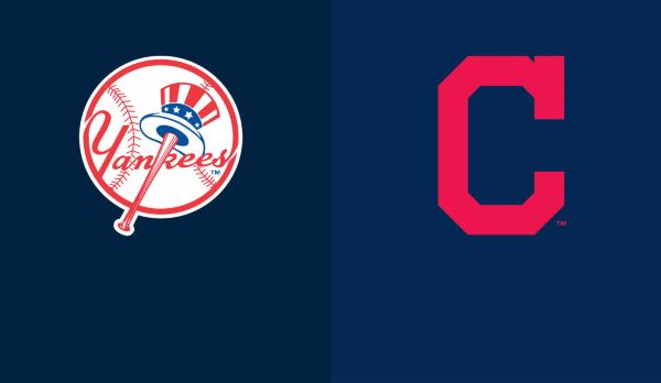 Yankees @ Indians am 15.07.