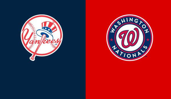 Yankees @ Nationals am 17.05.