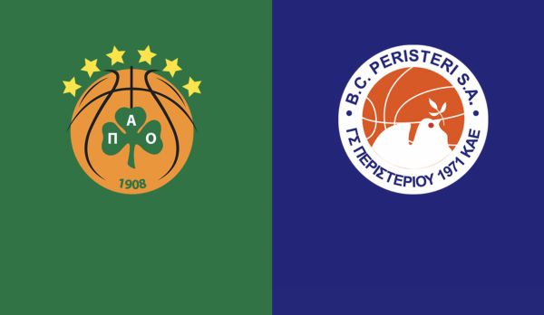 Panathinaikos - Peristeri am 10.12.