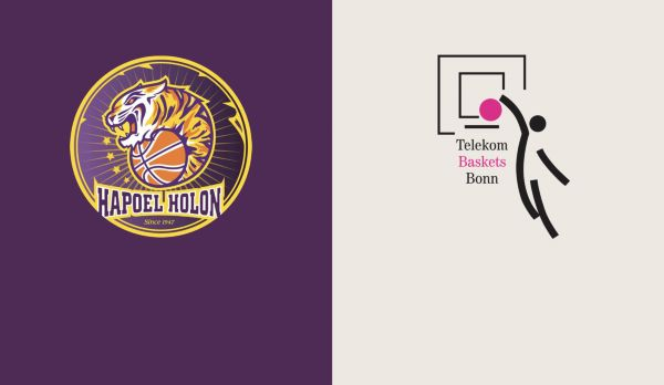 Hapoel Holon - Bonn am 13.11.