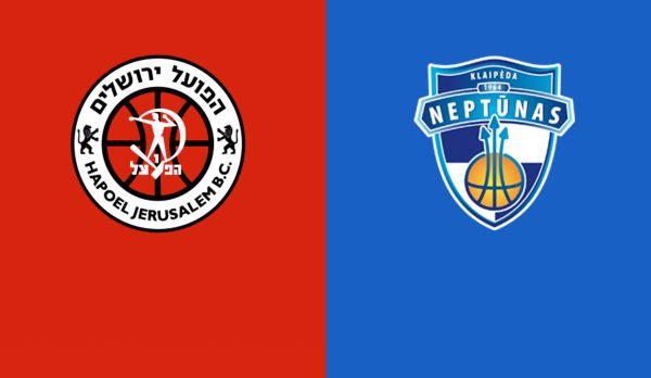 Jerusalem - Neptunas am 13.03.