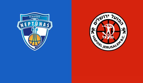 Neptunas - Jerusalem am 06.03.