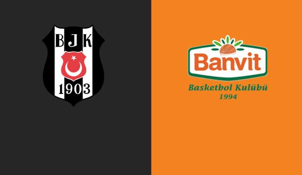 Besiktas - Banvit am 22.12.
