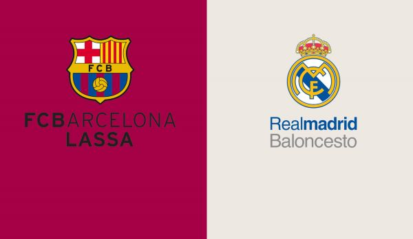 Barcelona - Real Madrid am 17.02.