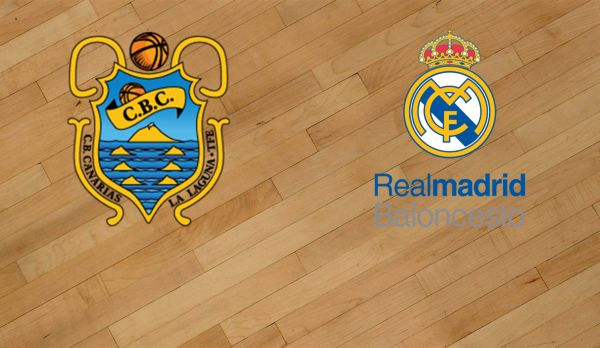 Teneriffa - Real Madrid am 17.02.