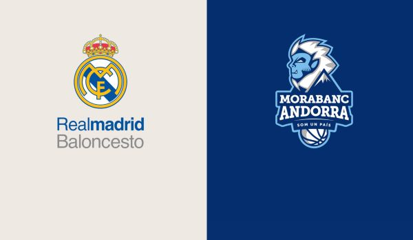 Real Madrid - Andorra am 24.01.
