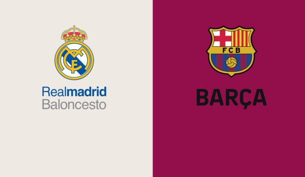 Real Madrid - Barcelona am 24.03.