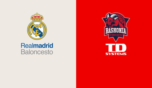 Real Madrid - Baskonia am 02.12.