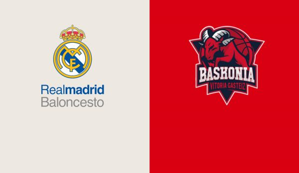 Real Madrid - Saski Baskonia am 10.02.