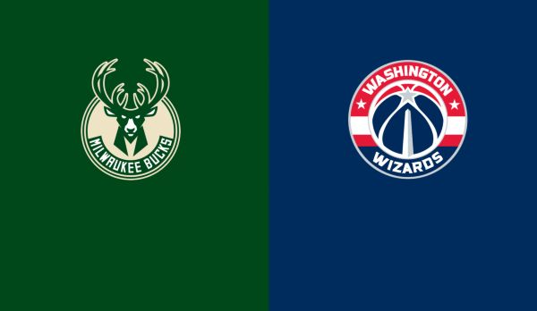 Bucks @ Wizards am 15.01.