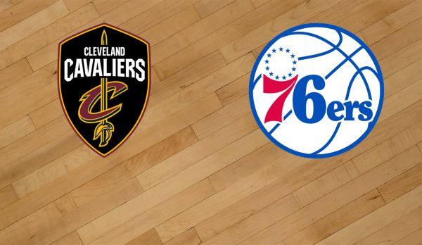 Cavaliers @ 76ers am 07.04.