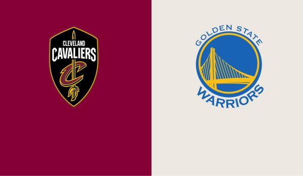 Cavaliers @ Warriors (Spiel 1) am 01.06.