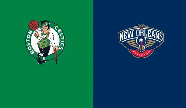 Celtics @ Pelicans am 18.03.