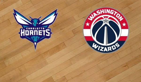 Hornets @ Wizards am 31.03.