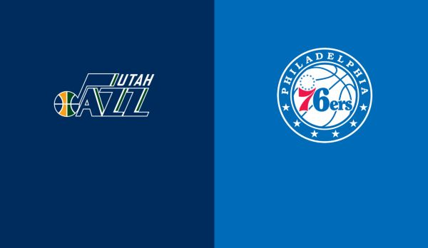 Jazz @ 76ers am 03.12.