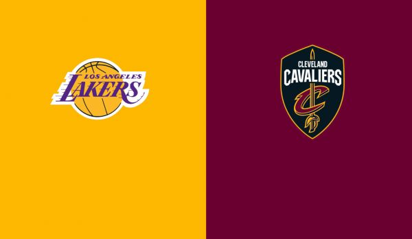 Lakers @ Cavaliers am 22.11.