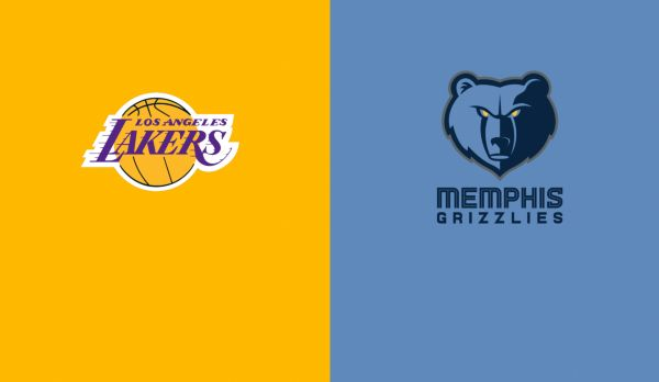 Lakers @ Grizzlies am 15.01.
