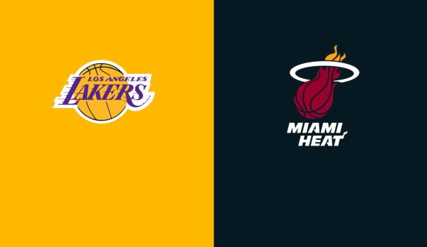 Lakers @ Heat am 14.12.