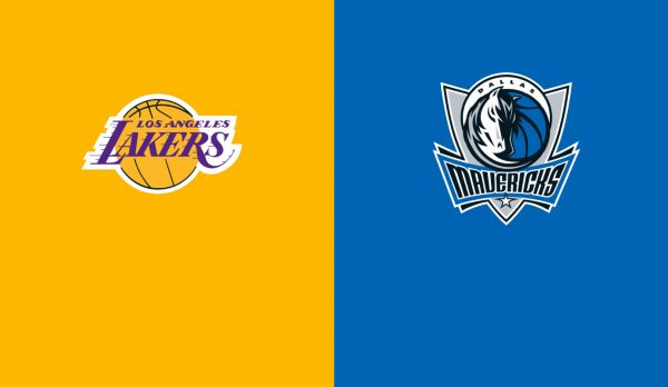 Lakers @ Mavericks am 08.01.