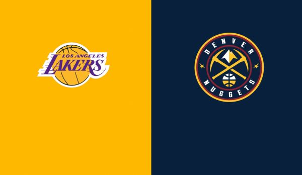 Lakers @ Nuggets am 04.12.