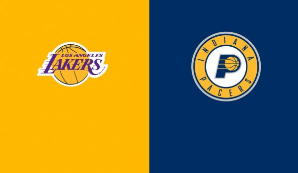 Lakers @ Pacers am 06.02.