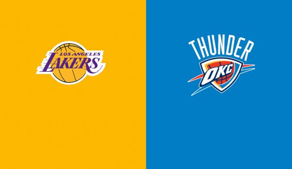 Lakers @ Thunder am 04.02.