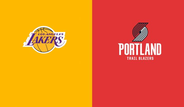 Lakers @ Trail Blazers am 19.10.