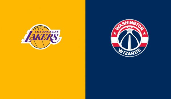 Lakers @ Wizards am 16.12.