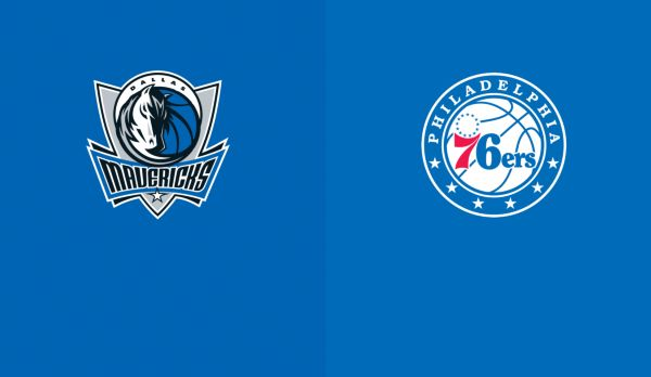 Mavericks - 76ers am 05.10.