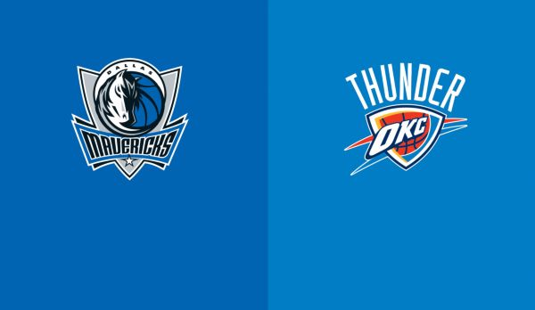 Mavericks @ Thunder am 31.03.