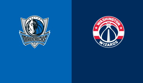 Mavericks @ Wizards am 04.04.