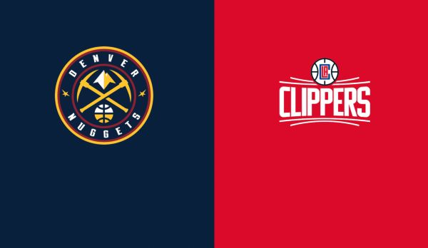 Nuggets @ Clippers am 02.05.