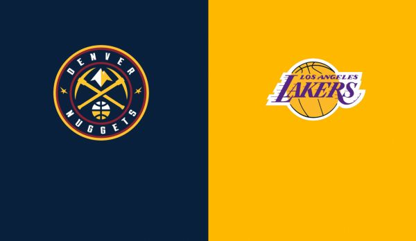 Nuggets @ Lakers (Spiel 5) am 27.09.