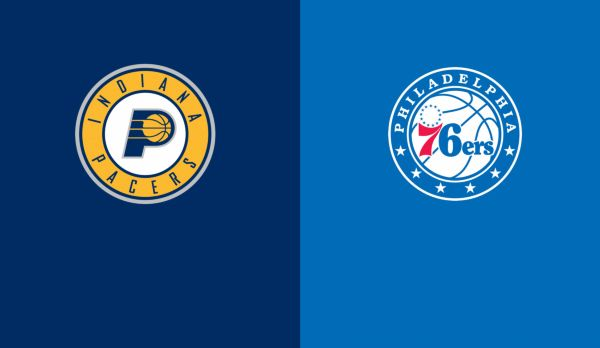 Pacers @ 76ers am 10.03.