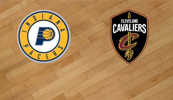 Pacers @ Cavaliers am 15.04.