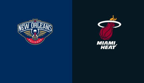 Pelicans @ Heat am 25.12.