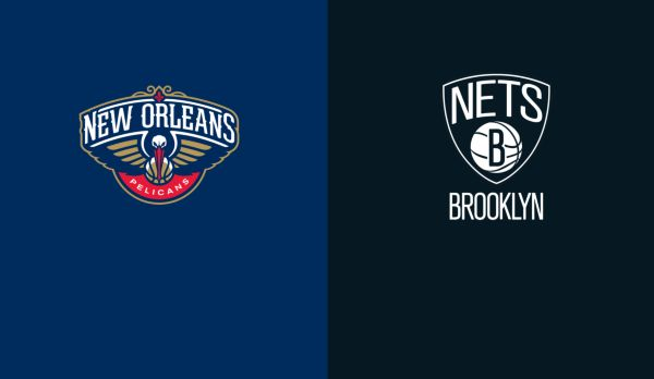 Pelicans @ Nets am 05.11.