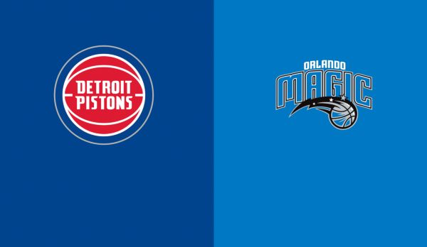 Pistons @ Magic am 30.12.