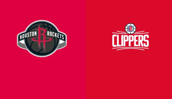 Rockets @ Clippers am 23.11.